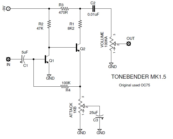 Schematic Mcintosh Mc240